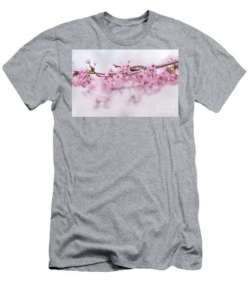 Beauty Of Blossom Men's T-Shirt (Athletic Fit)