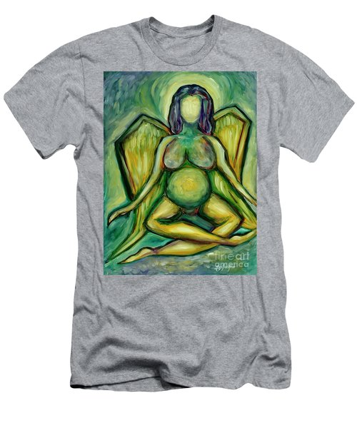 Becoming Herself Again Men's T-Shirt (Slim Fit)