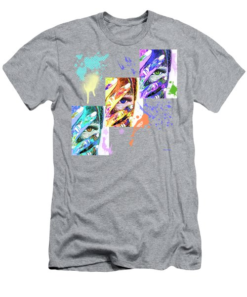 Been Painting Men's T-Shirt (Athletic Fit)