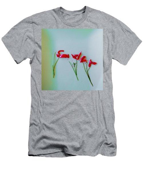 Beet The Blues Men's T-Shirt (Athletic Fit)