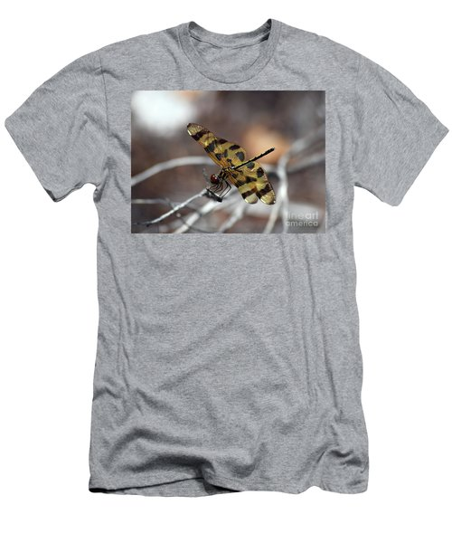Bejeweled Wings Men's T-Shirt (Athletic Fit)