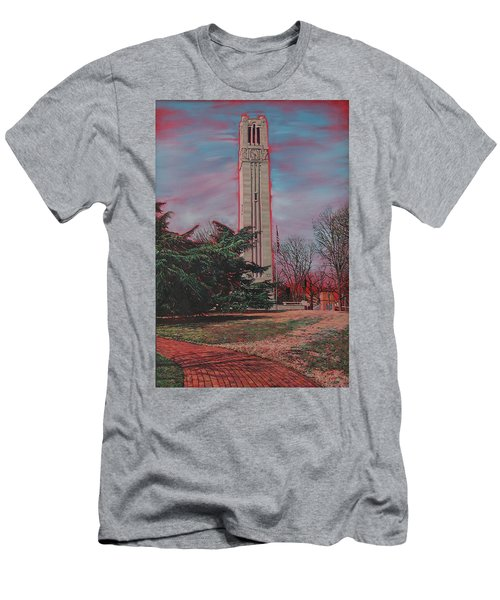 Bell Tower Men's T-Shirt (Athletic Fit)