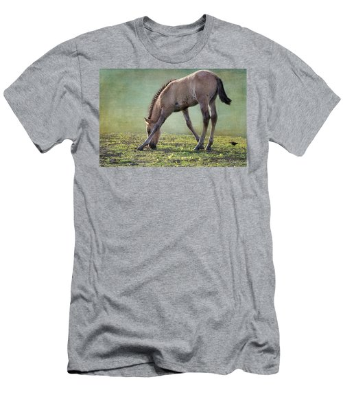 Bella's Filly And A Friend Men's T-Shirt (Athletic Fit)