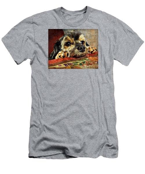Bella's Thanksgiving Men's T-Shirt (Athletic Fit)