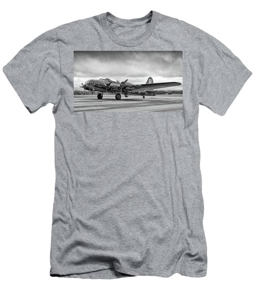 Belle On The Ramp Men's T-Shirt (Athletic Fit)