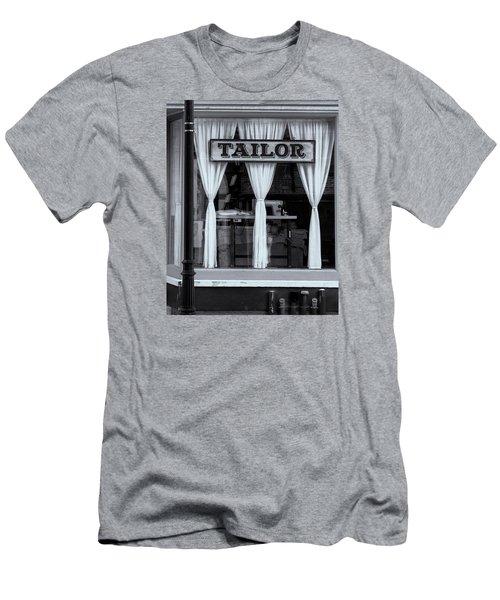 Bellows Falls Tailor Men's T-Shirt (Slim Fit) by Tom Singleton