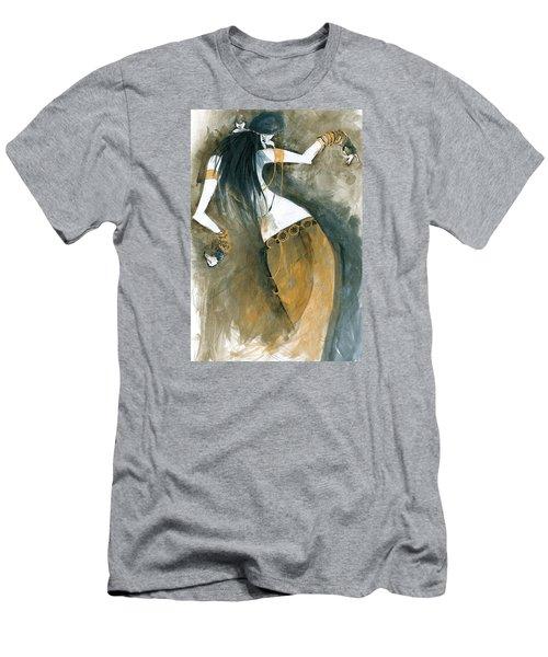 Inspired By Zoe Jakes Men's T-Shirt (Slim Fit) by Maya Manolova