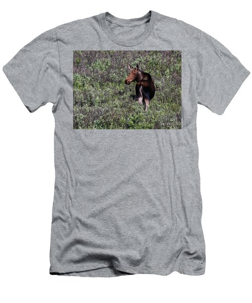 Belly Deep In Sage Men's T-Shirt (Athletic Fit)