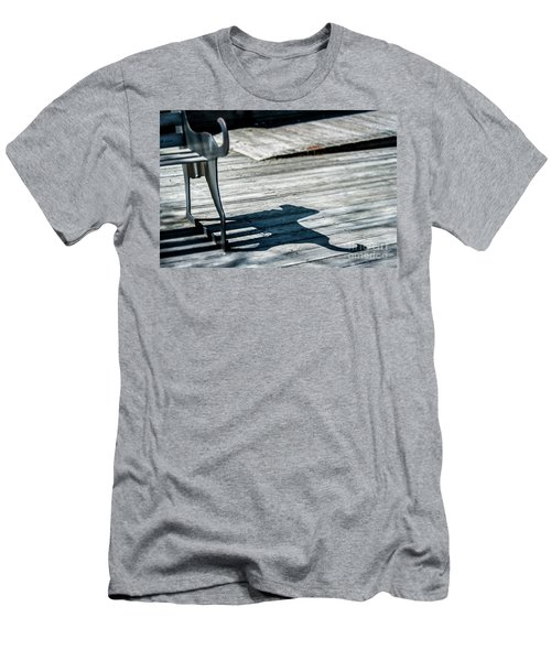 Bench Shadow Men's T-Shirt (Athletic Fit)