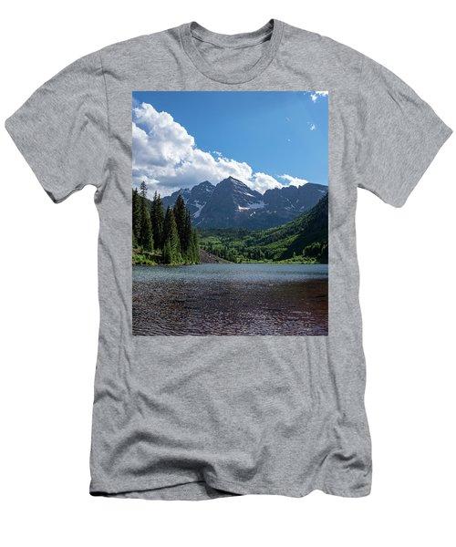 Beneath The Bells Men's T-Shirt (Athletic Fit)