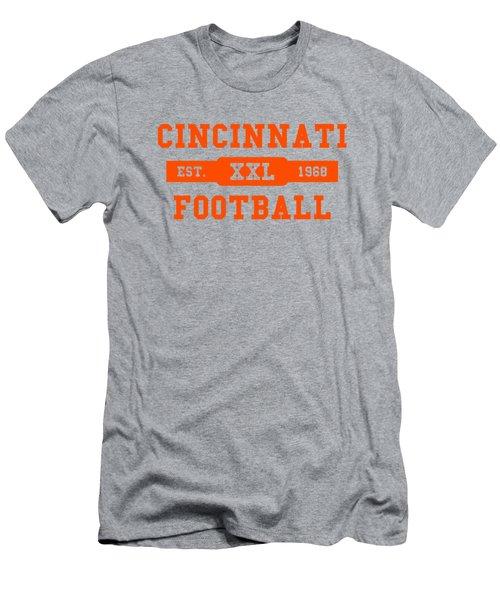 Bengals Retro Shirt Men's T-Shirt (Slim Fit) by Joe Hamilton