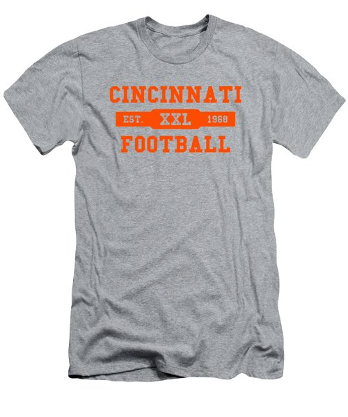 Bengals Retro Shirt Men's T-Shirt (Athletic Fit)