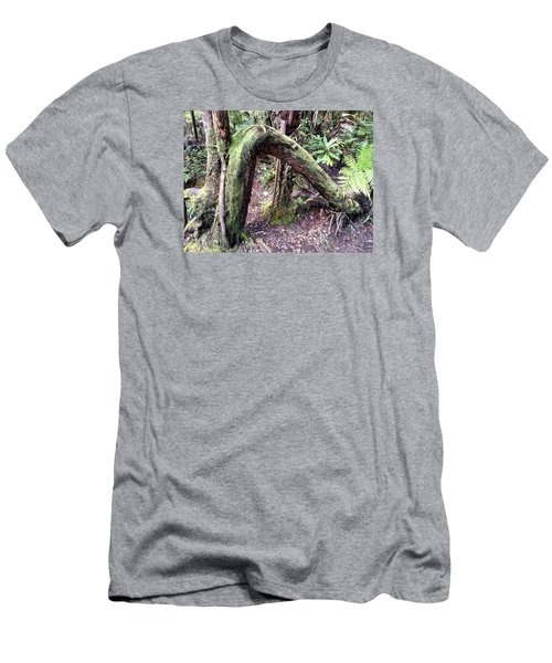 Bent But Not Broken Men's T-Shirt (Athletic Fit)