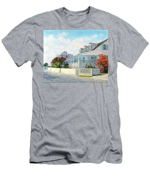 Beside The Point I Men's T-Shirt (Athletic Fit)