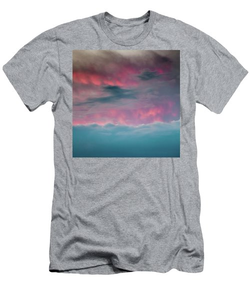 Men's T-Shirt (Slim Fit) featuring the photograph Between Mars And Venus by Az Jackson
