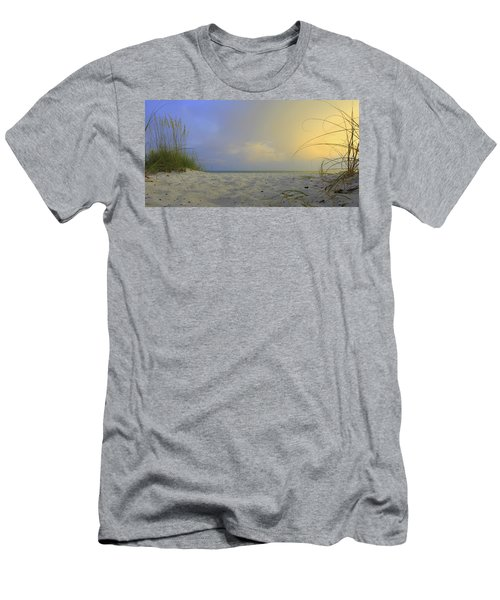 Betwen The Grass Men's T-Shirt (Athletic Fit)