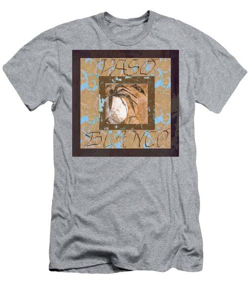 Bianco Vinaccia Men's T-Shirt (Athletic Fit)
