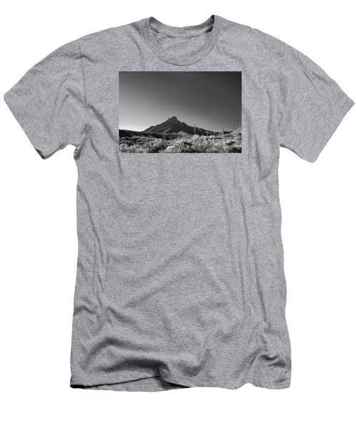 Big Bend Np Image 134 Men's T-Shirt (Slim Fit) by Kerry Beverly