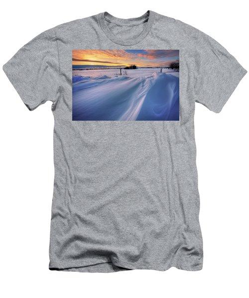 Big Drifts Men's T-Shirt (Athletic Fit)