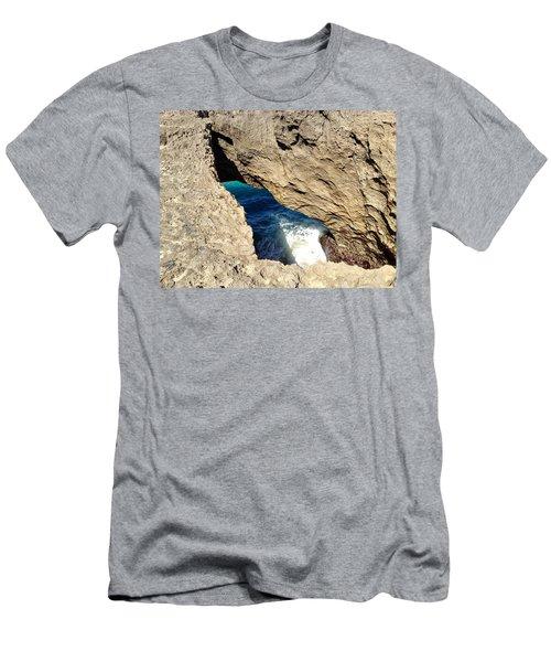 Big Hole  Men's T-Shirt (Athletic Fit)