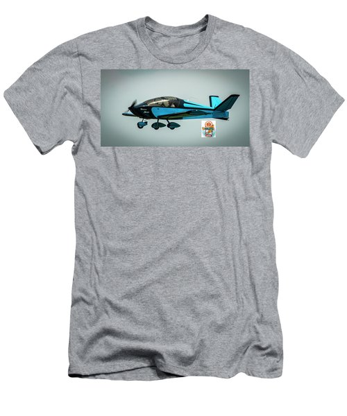 Big Muddy Air Race Number 100 Men's T-Shirt (Athletic Fit)