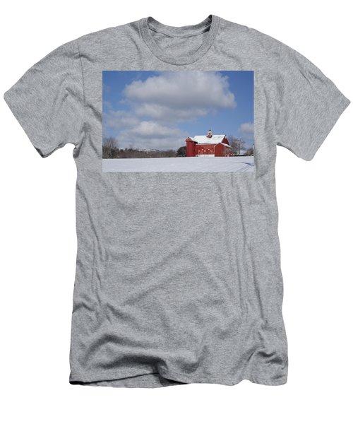 Big Sky Farm Men's T-Shirt (Athletic Fit)
