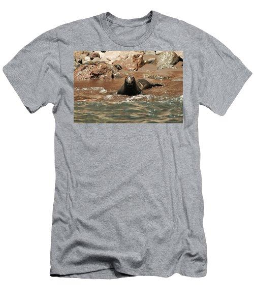 Big Smile Men's T-Shirt (Athletic Fit)