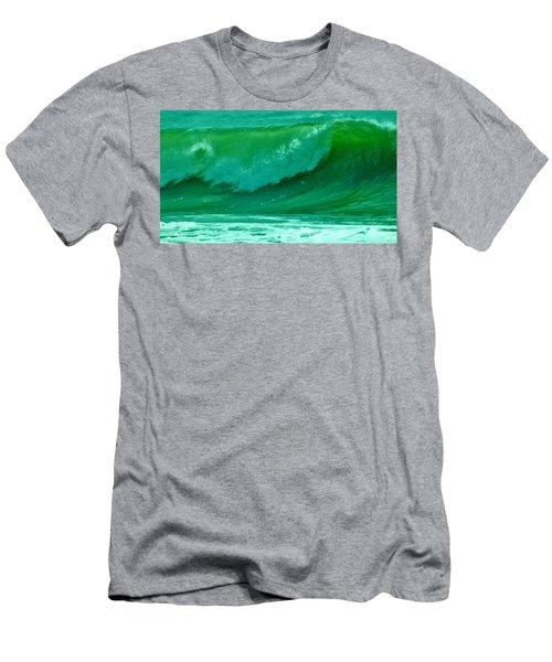 Big Surf 2 Men's T-Shirt (Slim Fit) by John Wartman