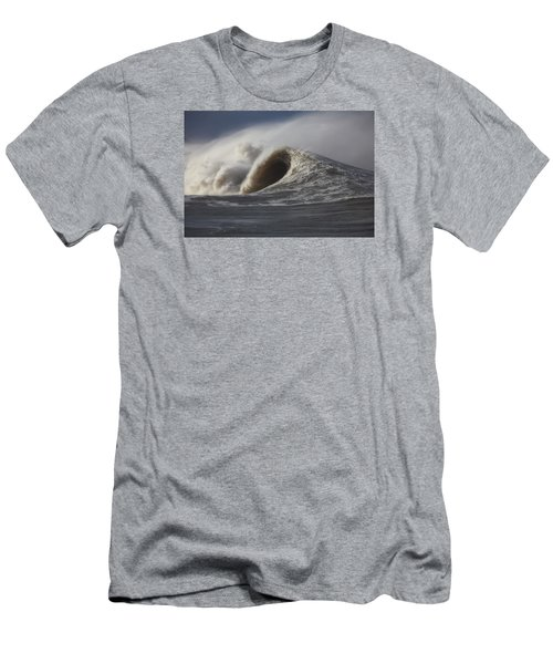 Big Waves #2 Men's T-Shirt (Slim Fit) by Mark Alder