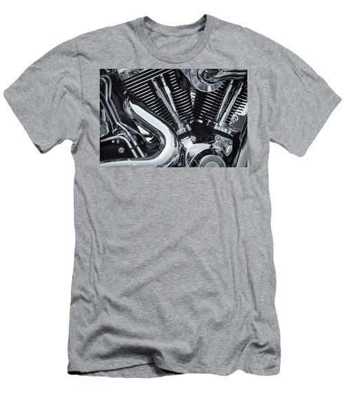 Bike Chrome Men's T-Shirt (Athletic Fit)