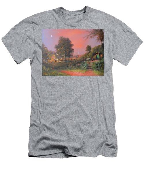 Bilbo's Eleventy-first Birthday Party Men's T-Shirt (Slim Fit) by Joe  Gilronan