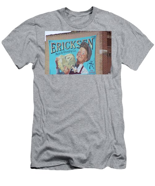 Billboard Men's T-Shirt (Slim Fit) by Pamela Walrath