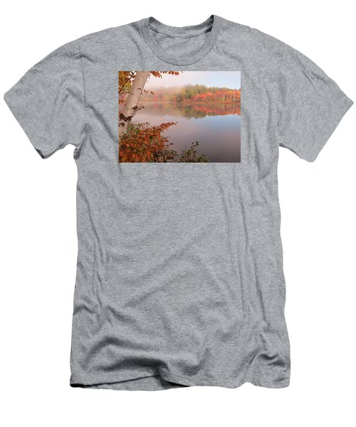 Birch And Beyond Men's T-Shirt (Slim Fit) by MTBobbins Photography