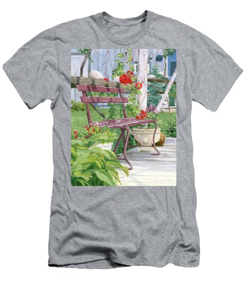 Birch Bark Book Shop Men's T-Shirt (Athletic Fit)
