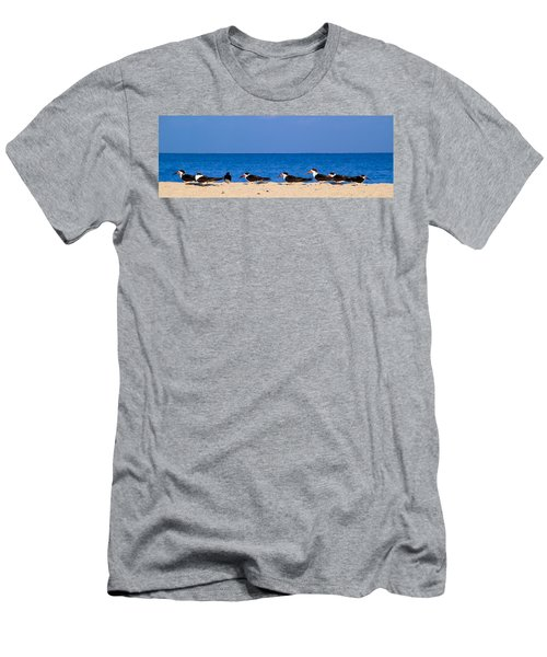 Birdline Men's T-Shirt (Athletic Fit)