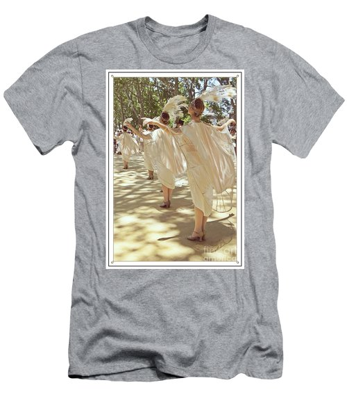 Birds Of A Feather Follies Men's T-Shirt (Athletic Fit)