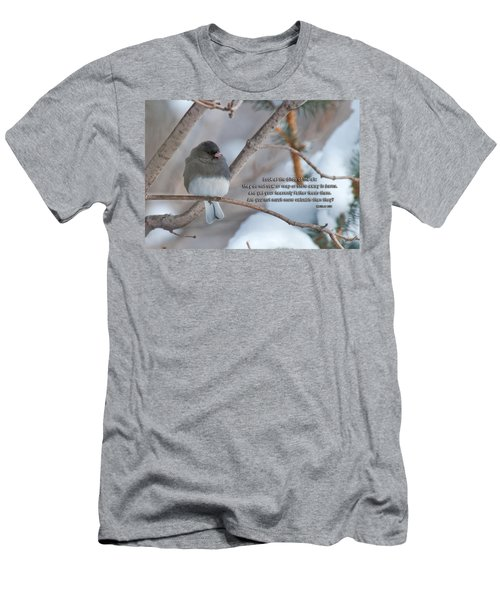 Birds Of The Air Men's T-Shirt (Athletic Fit)