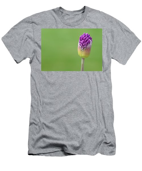 Birthing Springtime Men's T-Shirt (Slim Fit) by Linda Mishler