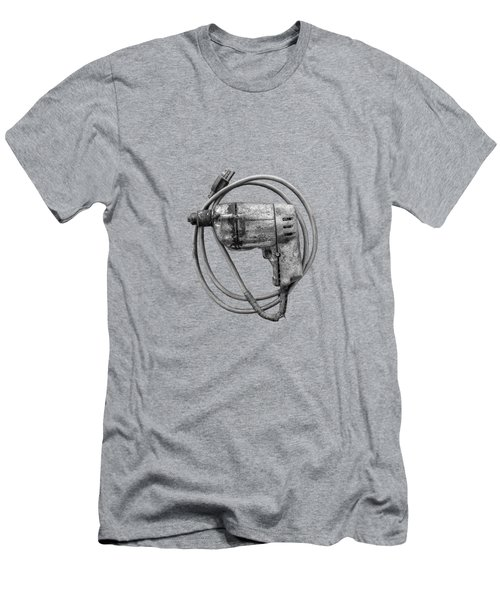 Black And Decker Drill Men's T-Shirt (Athletic Fit)