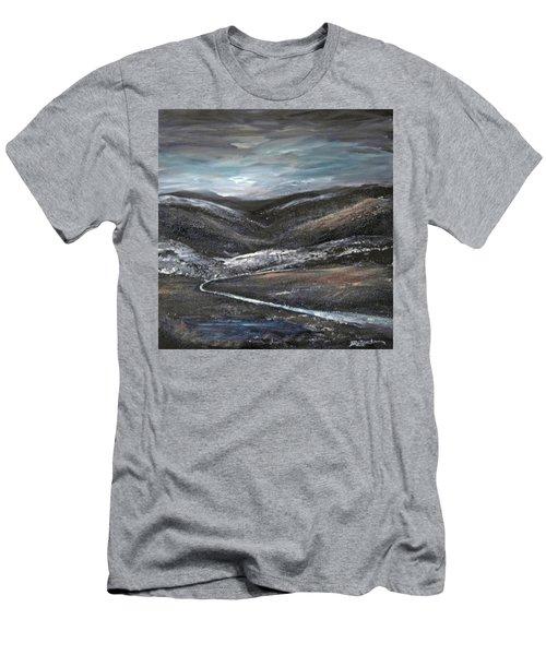 Black Hills Men's T-Shirt (Athletic Fit)