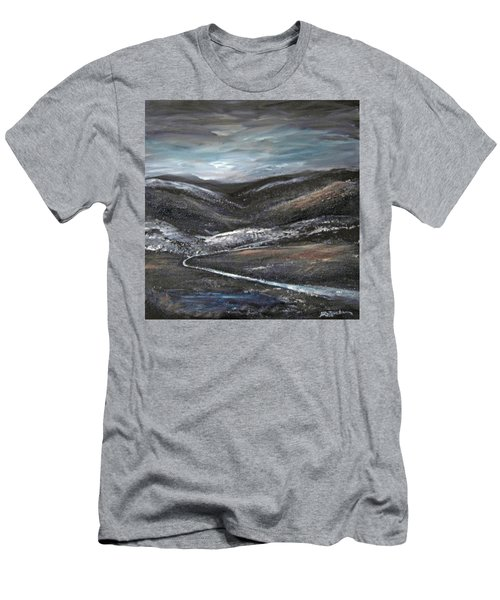 Black Hills Men's T-Shirt (Athletic Fit)