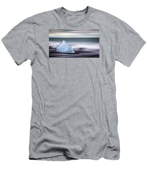 Black Ice Men's T-Shirt (Athletic Fit)