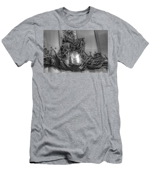 Black Madonna Of Czestochowa, Doylestown Men's T-Shirt (Athletic Fit)