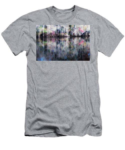 Black Water Fantasy Men's T-Shirt (Athletic Fit)