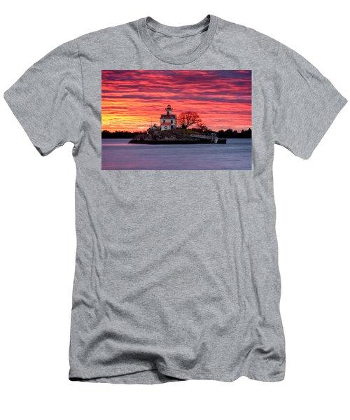 Rock Ablaze Men's T-Shirt (Athletic Fit)