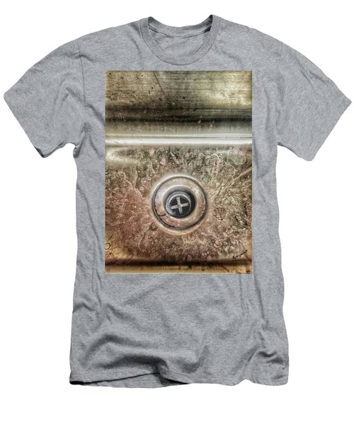 Men's T-Shirt (Athletic Fit) featuring the photograph Bleed The Freak by Robbie Masso