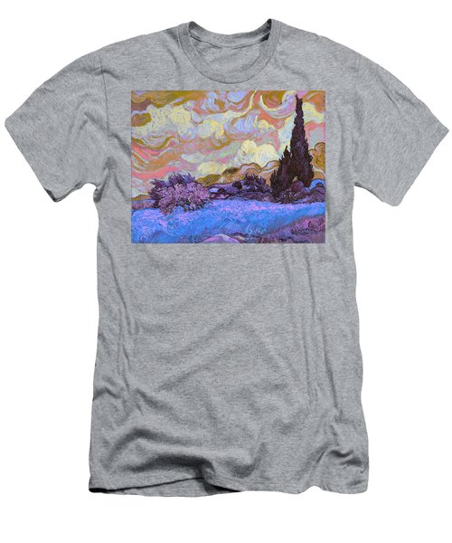 Blend 20 Van Gogh Men's T-Shirt (Athletic Fit)