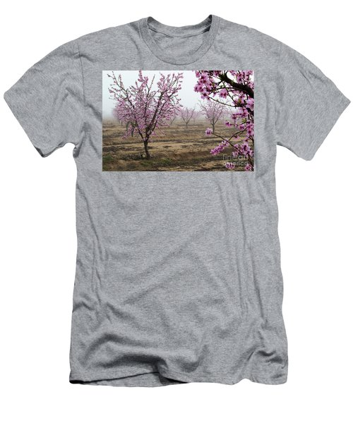 Blossom Trail Men's T-Shirt (Athletic Fit)