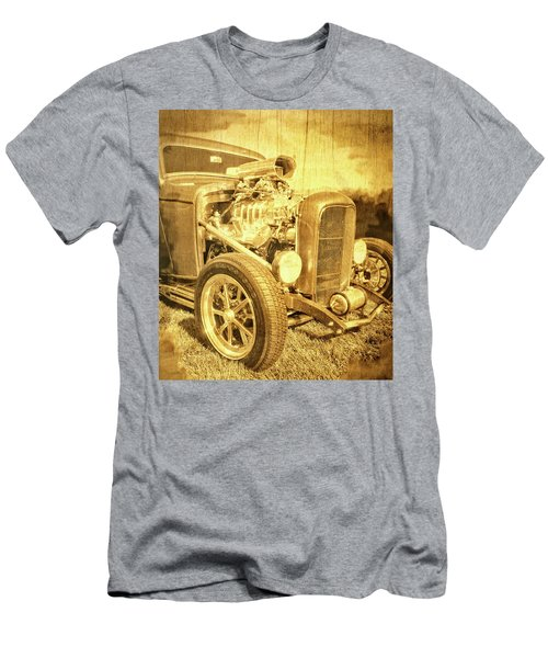 Blown Men's T-Shirt (Athletic Fit)