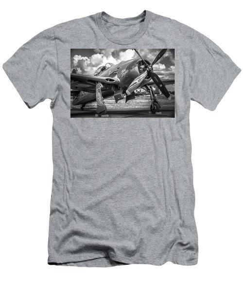 Blue Angels - Bearcat Men's T-Shirt (Athletic Fit)